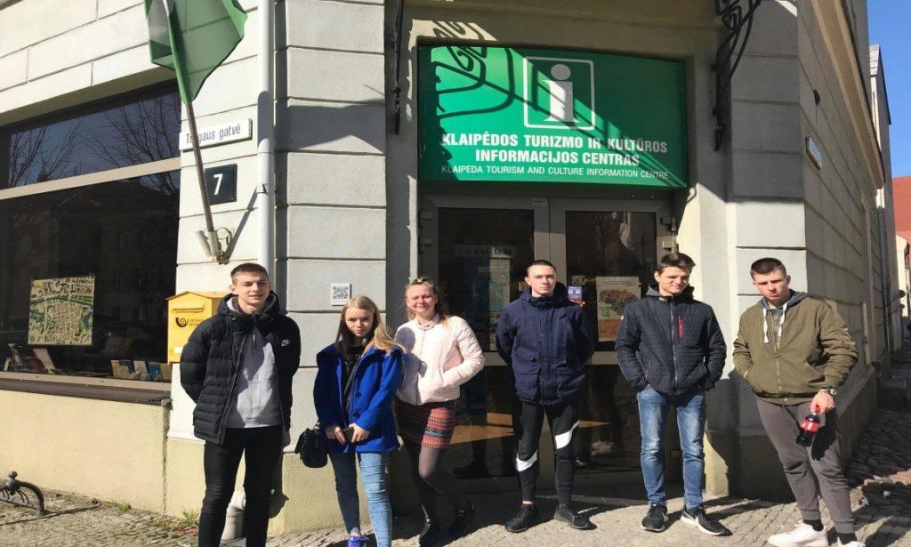 Klaipėdos turizmo mokykla